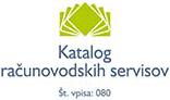 Ration katalog računovodskih servisov